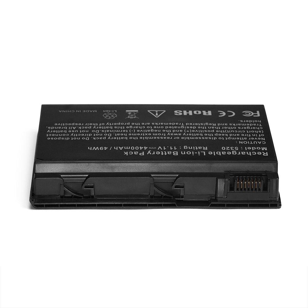 Аккумулятор для ноутбука OEM Acer Extensa 5120, 5610, 7120, 7620, TravelMate 5220, 7720 Series. 11.1V 4400mAh PN: TM00772, CONIS72