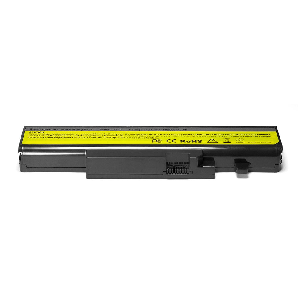 Аккумулятор для ноутбука OEM IBM Lenovo IdeaPad Y460A, Y460AT, Y560A, Y560AT, B560 Series. 11.1V 4400mAh PN: 57Y6440, L08S6DB аккумулятор для ноутбука lenovo ibm thinkpad r60 r61 t60 t61 z60 z61 r500 t500 w500 series 6600мач 10 8v topon top t60h