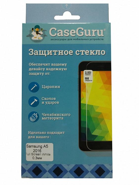 Фото - Защитное стекло Samsung Galaxy A5 (2016 г. белая рамка), белый защитное стекло samsung galaxy a5 2016 г белая рамка белый