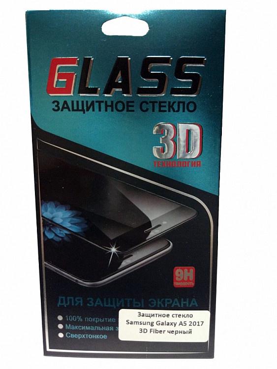 Фото - Защитное стекло Samsung Galaxy A5 (2017 г., полная проклейка, черная рамка) защитное стекло samsung galaxy a5 2016 г белая рамка белый
