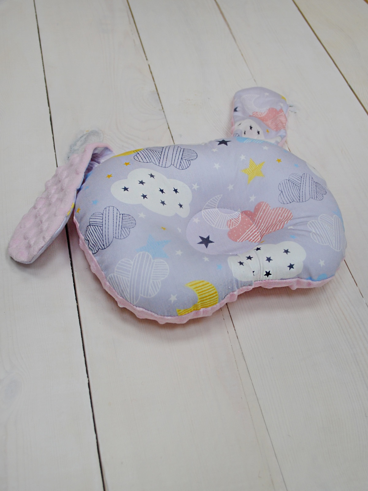 Детская подушка SISTERS CARE Подушка для новороденных