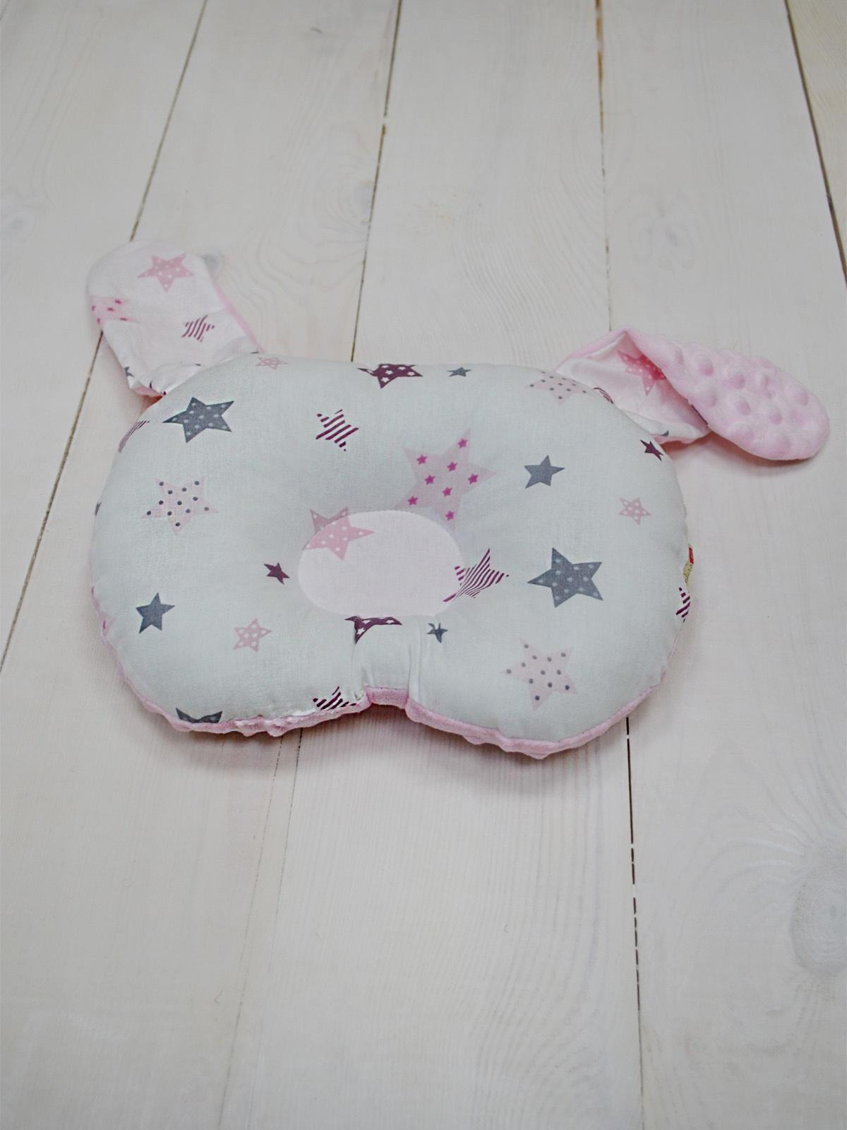 Детская подушка SISTERS CARE Подушка для новорожденных
