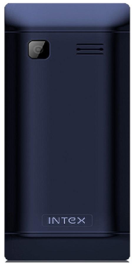 Фото - Мобильный телефон Intex 00-00000734, синий авто