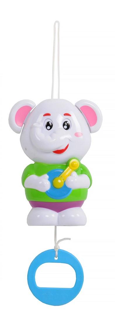 Игрушка-подвеска Elefantino в03743 цена