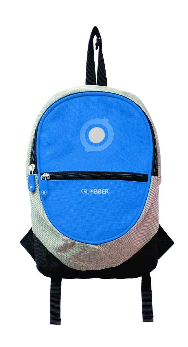 Рюкзак GLOBBER BACKPACK JUNIOR, синий цена и фото