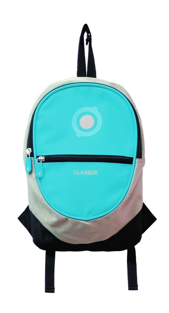 Рюкзак GLOBBER BACKPACK JUNIOR, голубой цена и фото