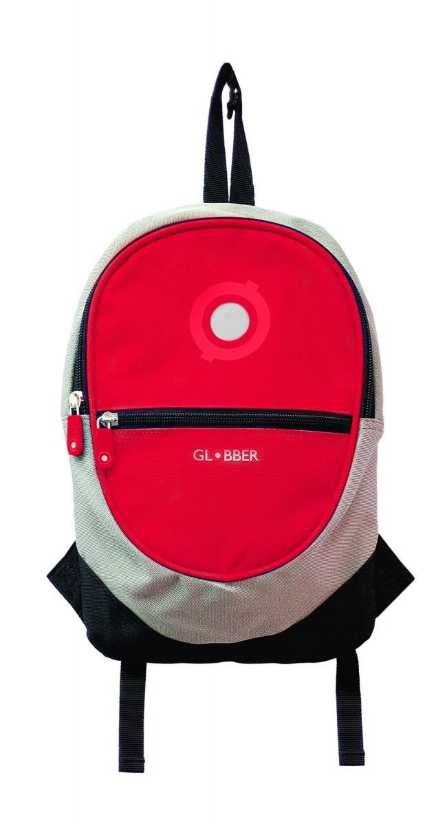 Рюкзак GLOBBER BACKPACK JUNIOR, красный цена и фото