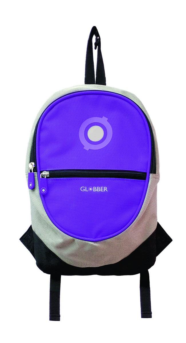 Рюкзак GLOBBER BACKPACK JUNIOR, фиолетовый цена и фото