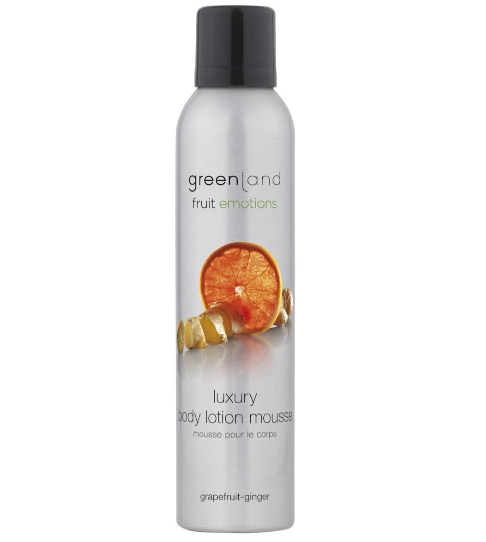 Лосьон-мусс для тела Greenland, грейпфрут-имбирь, 200 мл все цены