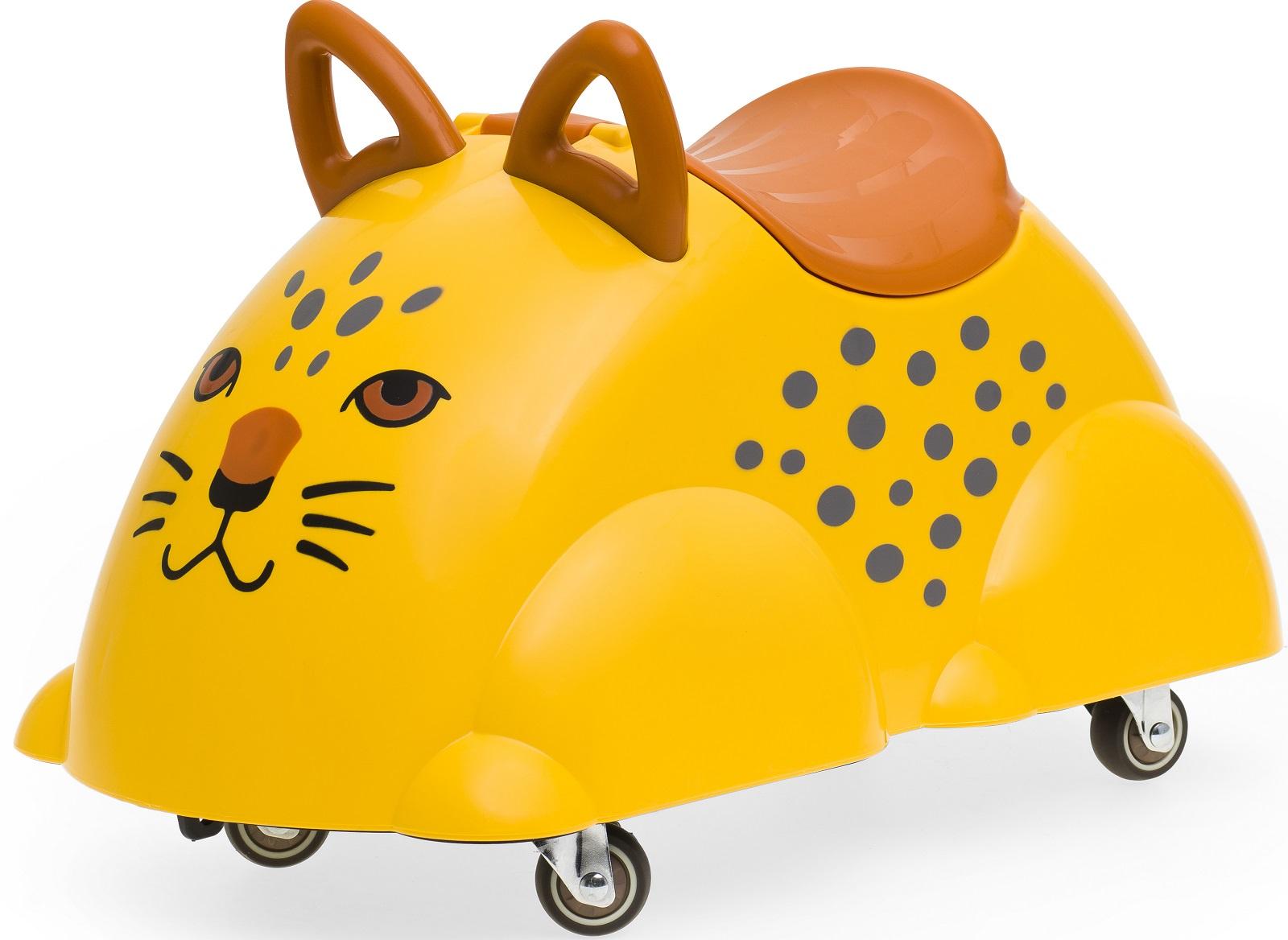 Каталка Vikingtoys 00374043 viking toys игрушка каталка леопард