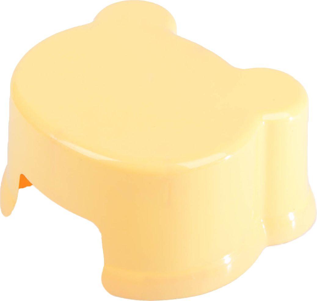 Подставка детская Крошка Я, 2667385, желтый, 21 х 21 х 20 см