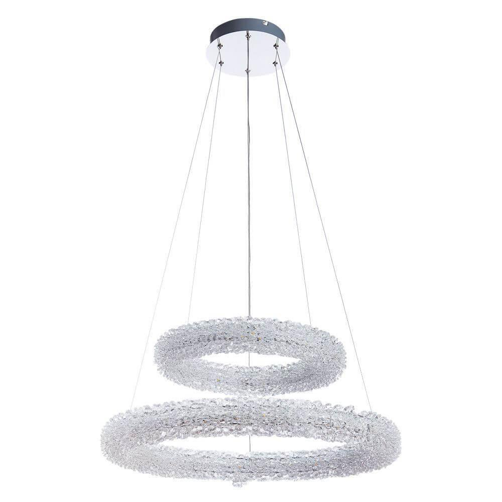 Подвесной светильник Arte Lamp A1726SP-2CC, LED, 75 Вт светильник подвесной a7043sp 2cc