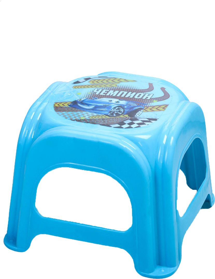 "Подставка детская Крошка Я ""Чемпион"", 2223727, голубой, 20 х 17 х 11,5 см"
