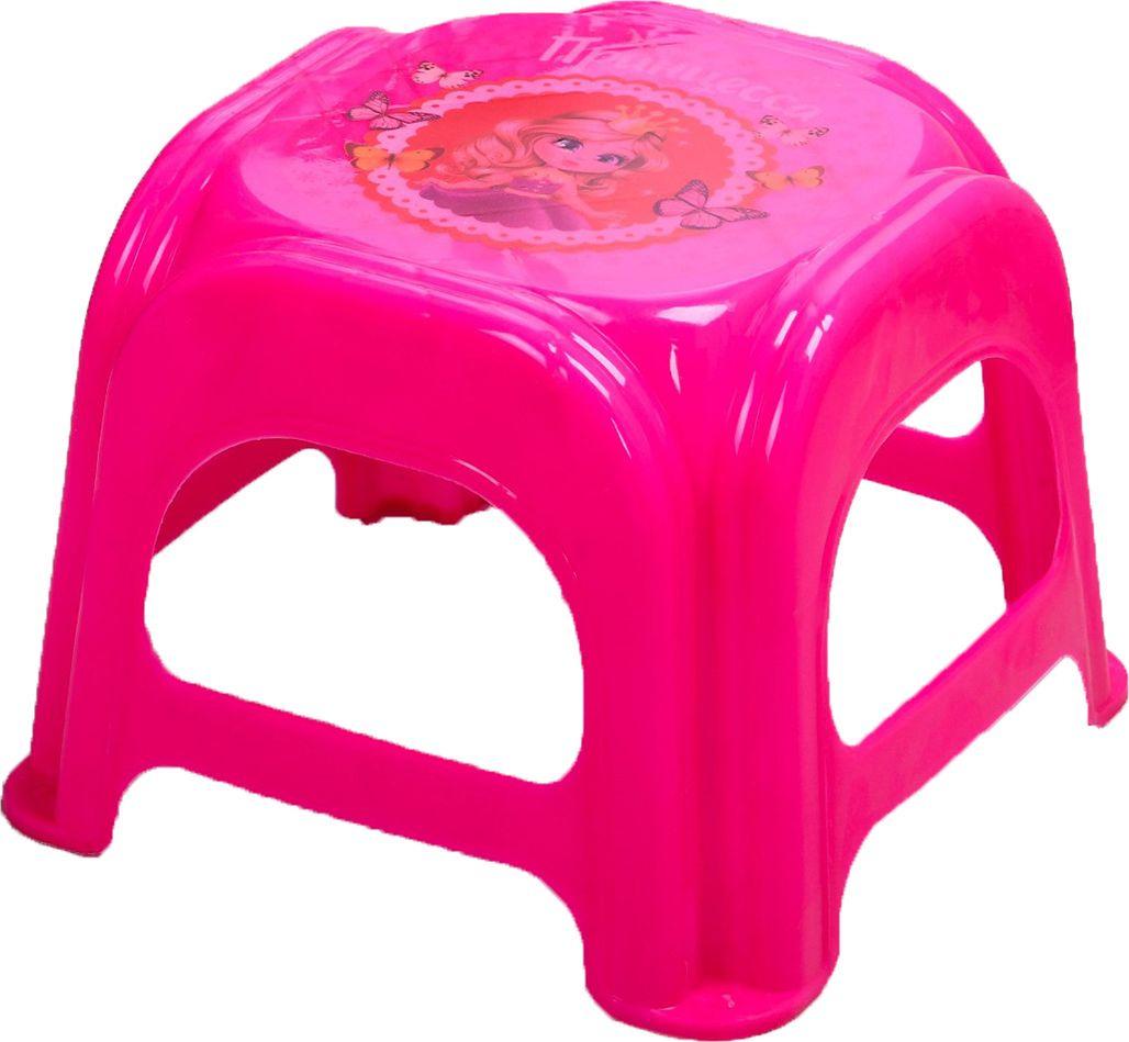 "Подставка детская Крошка Я ""Принцесса"", 2223728, розовый, 20 х 17 х 11,5 см"