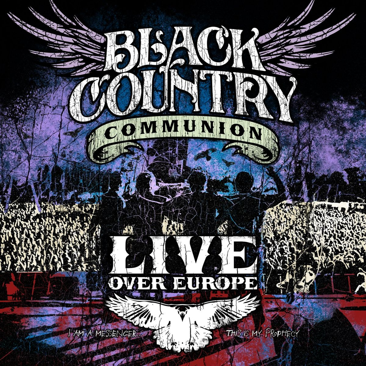 Фото - Black Country Communion Black Country Communion. Live Over Europe (2 LP) cd led zeppelin ii deluxe edition