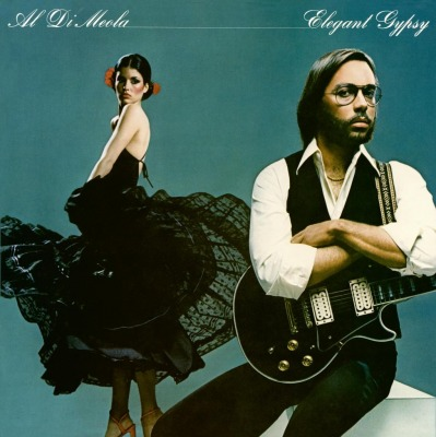 Эл Ди Меола Di Meola Al. Elegant Gypsy (LP) al di meola al di meola opus 2 lp