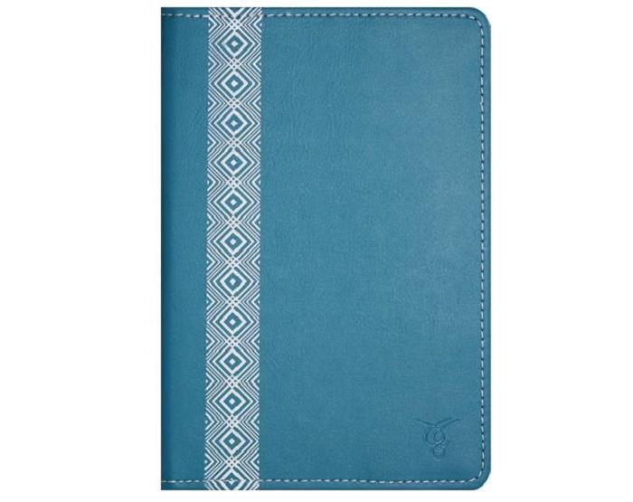 Чехол для планшета Vivacase VUC-CRM10-blue, синий цена и фото