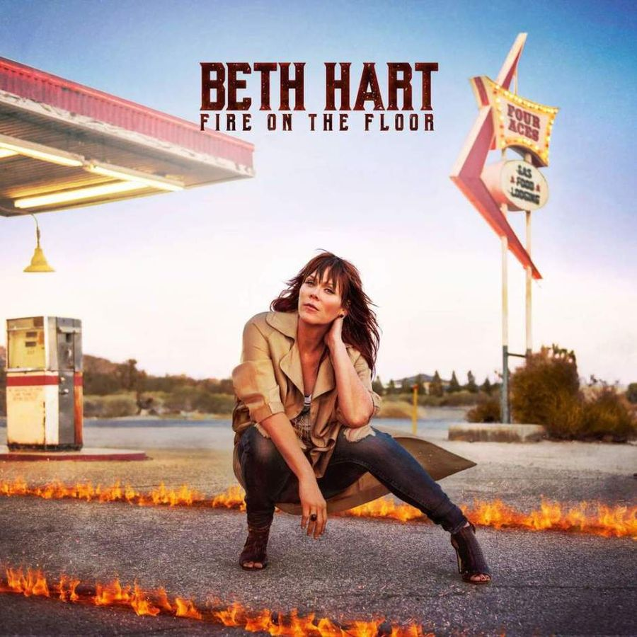 Бет Хат Beth Hart. Fire On The Floor (2 LP) beth hart beth hart leave the light on 2 lp colour