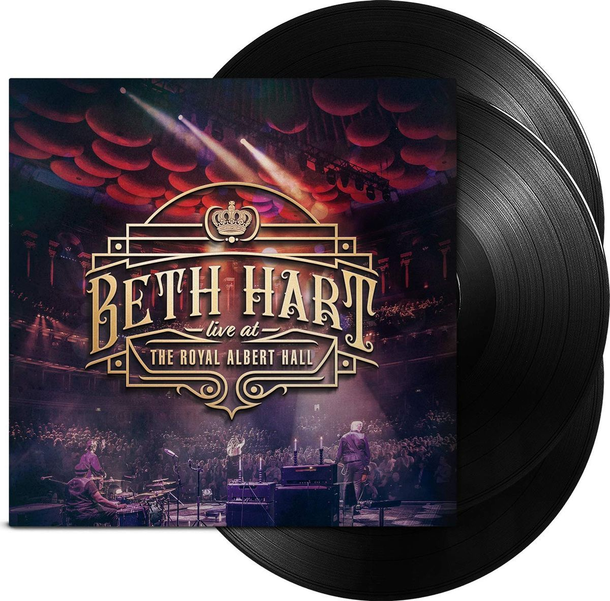 Бет Хат Beth Hart. Live At The Royal Albert Hall (3 LP + MP3) beth hart beth hart leave the light on 2 lp colour