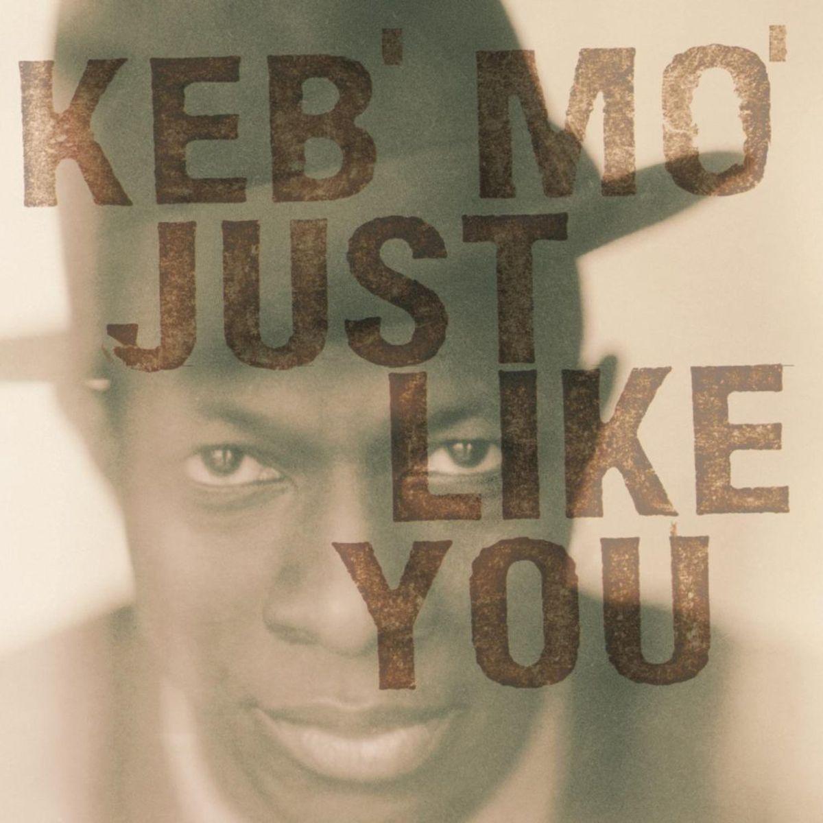 купить Кеб Мо Keb'mo'. Just Like You (LP) дешево