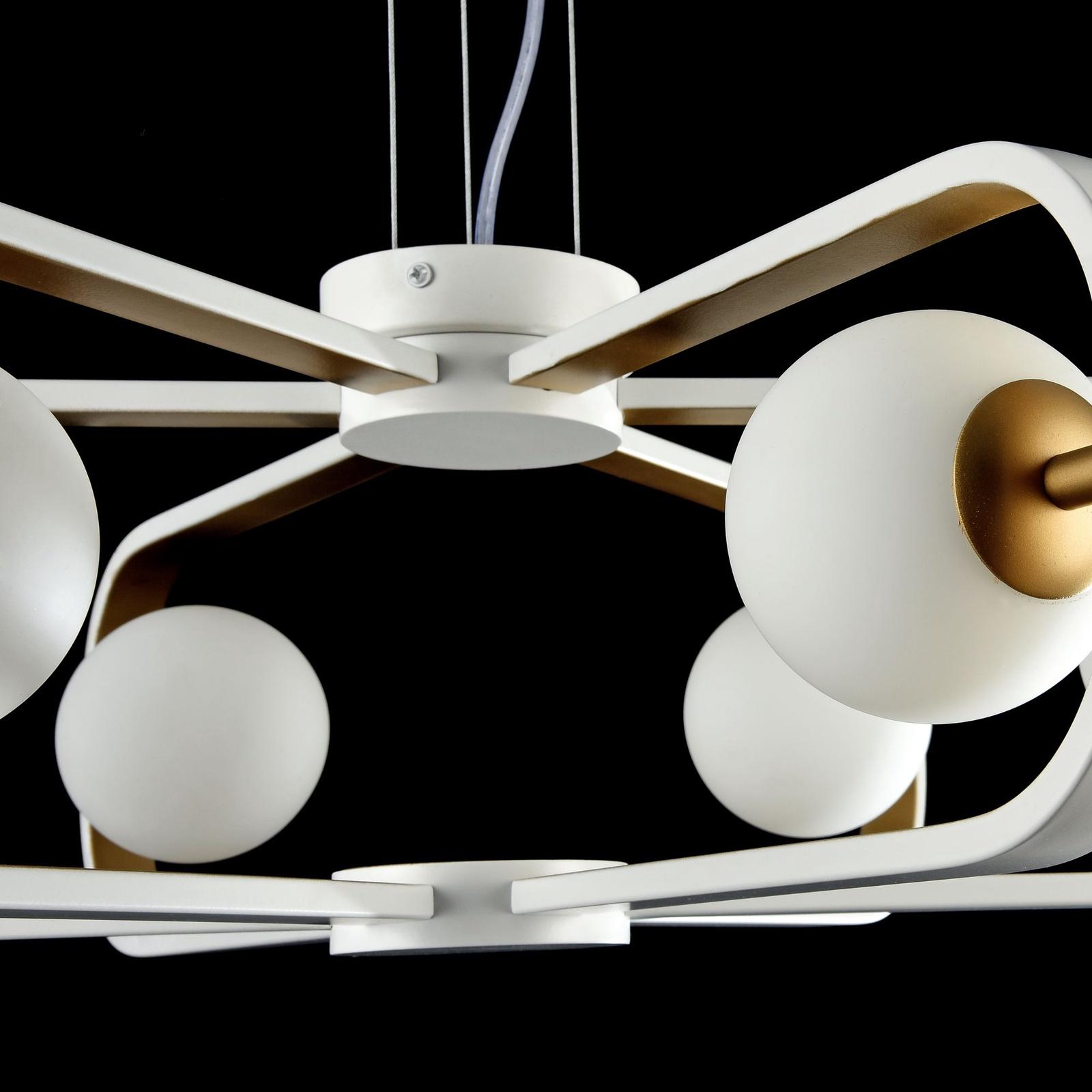 Потолочный светильник Maytoni MOD431-PL-06-WG цена