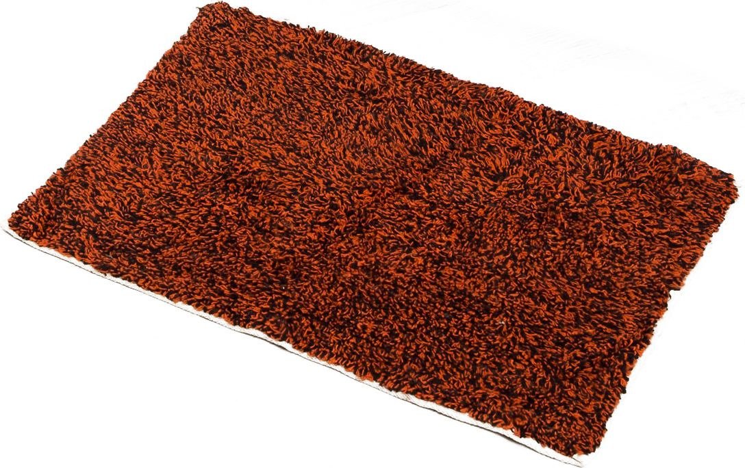 """Коврик для ванной """"Соната"""", 3588417, красный, 40 х 60 см"""