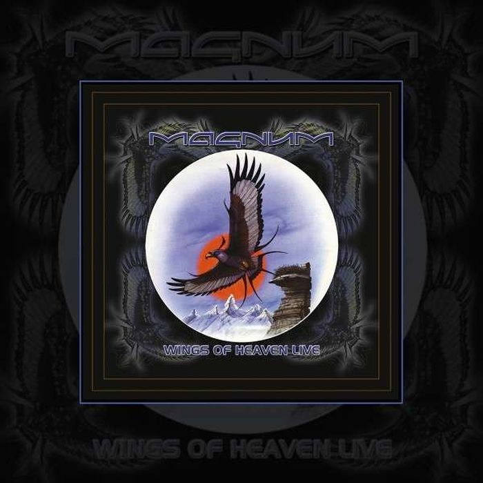 """Magnum"" Magnum. Wings Of Heaven Live (3 LP + 2 CD)"