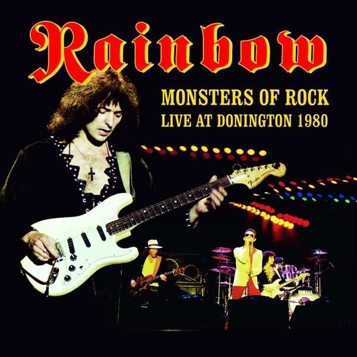 Rainbow Rainbow. Monsters Of Rock: Live At Donington 1980 (2 LP + CD) rainbow rainbow long live rock