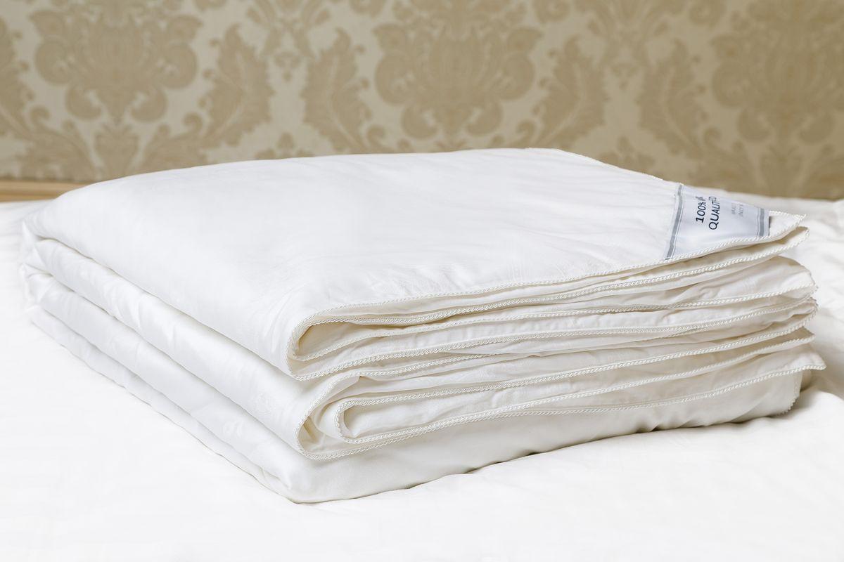 Шелковое одеяло Luxe Dream Grand Silk , DC1006, белый, 150 х 200 см