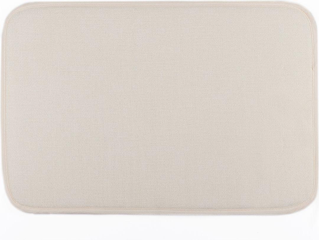 """Коврик для ванной Доляна """"Лен"""", 3782262, разноцветный, 38 х 58 см"""