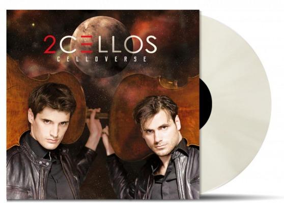 2Cellos Two Cellos. Celloverse (LP) 2cellos warsaw