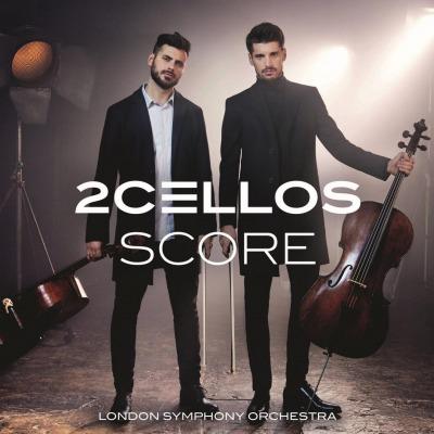 2Cellos Two Cellos. Score (2 LP) 2cellos warsaw