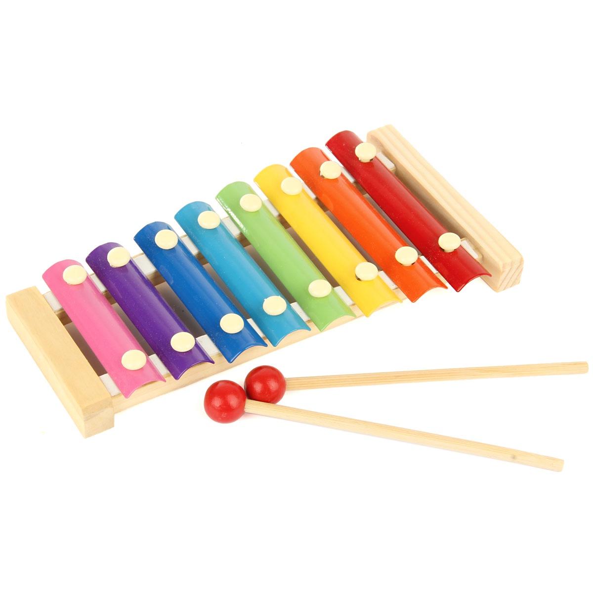 Детский музыкальный инструмент Фабрика Фантазий Металлофон музыкальный инструмент 4 буквы сканворд