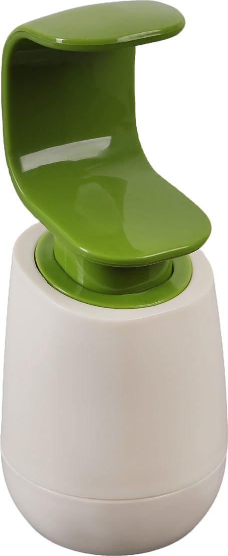 Дозатор для жидкого мыла, 4012225, зеленый