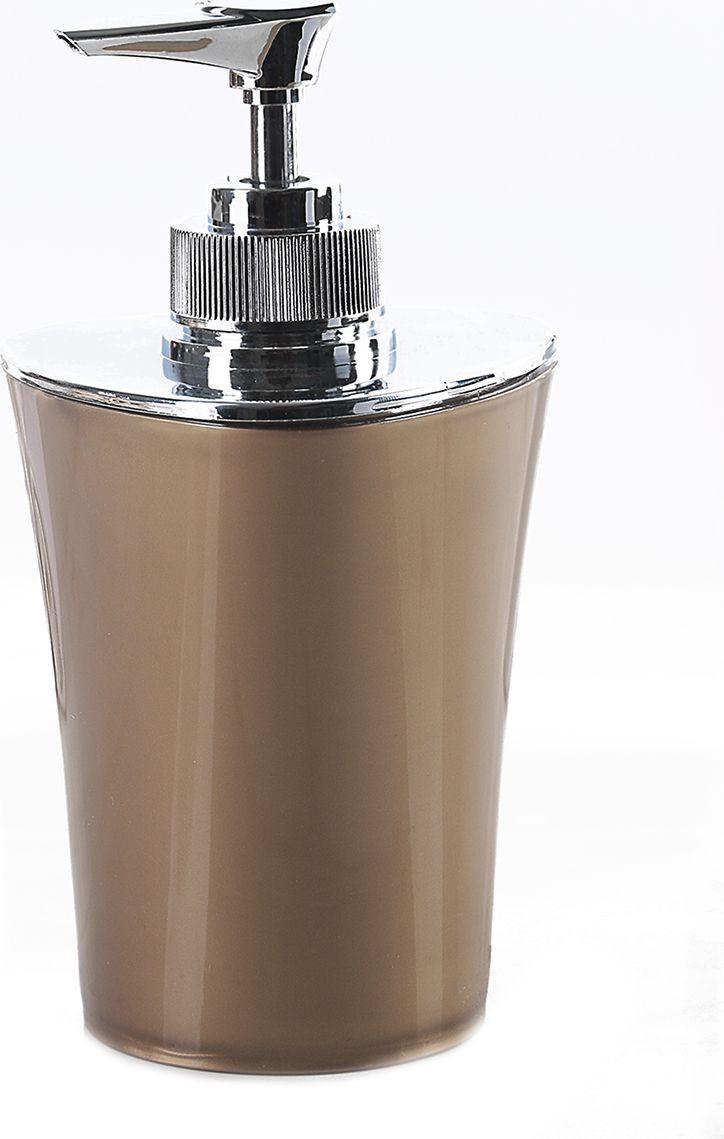 Фото - Дозатор для жидкого мыла Wiki, 4192003, бронза плавки wiki цвет белый черный