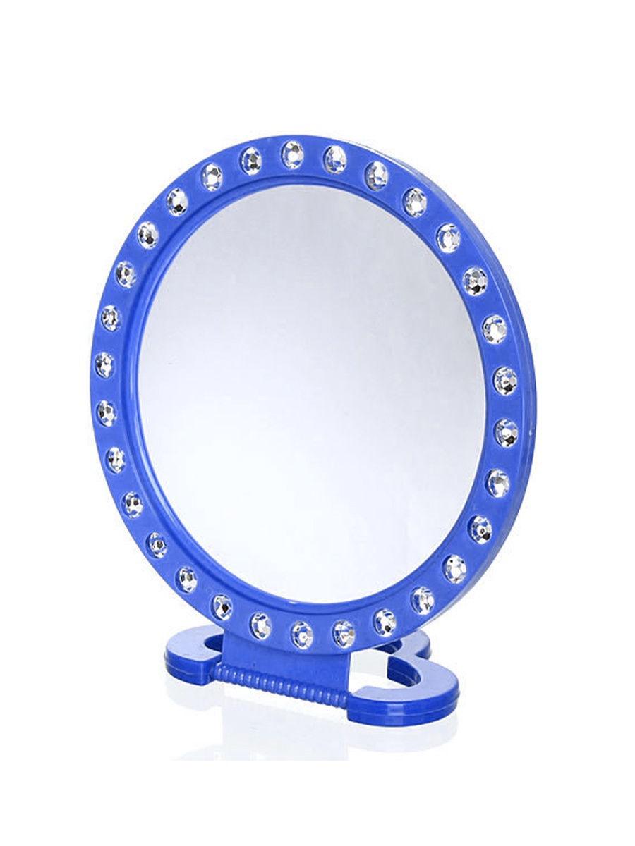 Зеркало настольное Migliores Настольное зеркало, синий