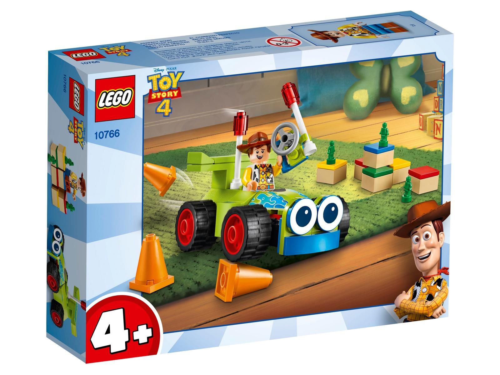 Пластиковый конструктор LEGO 10766 конструктор lego disney princess 41154 волшебный замок золушки