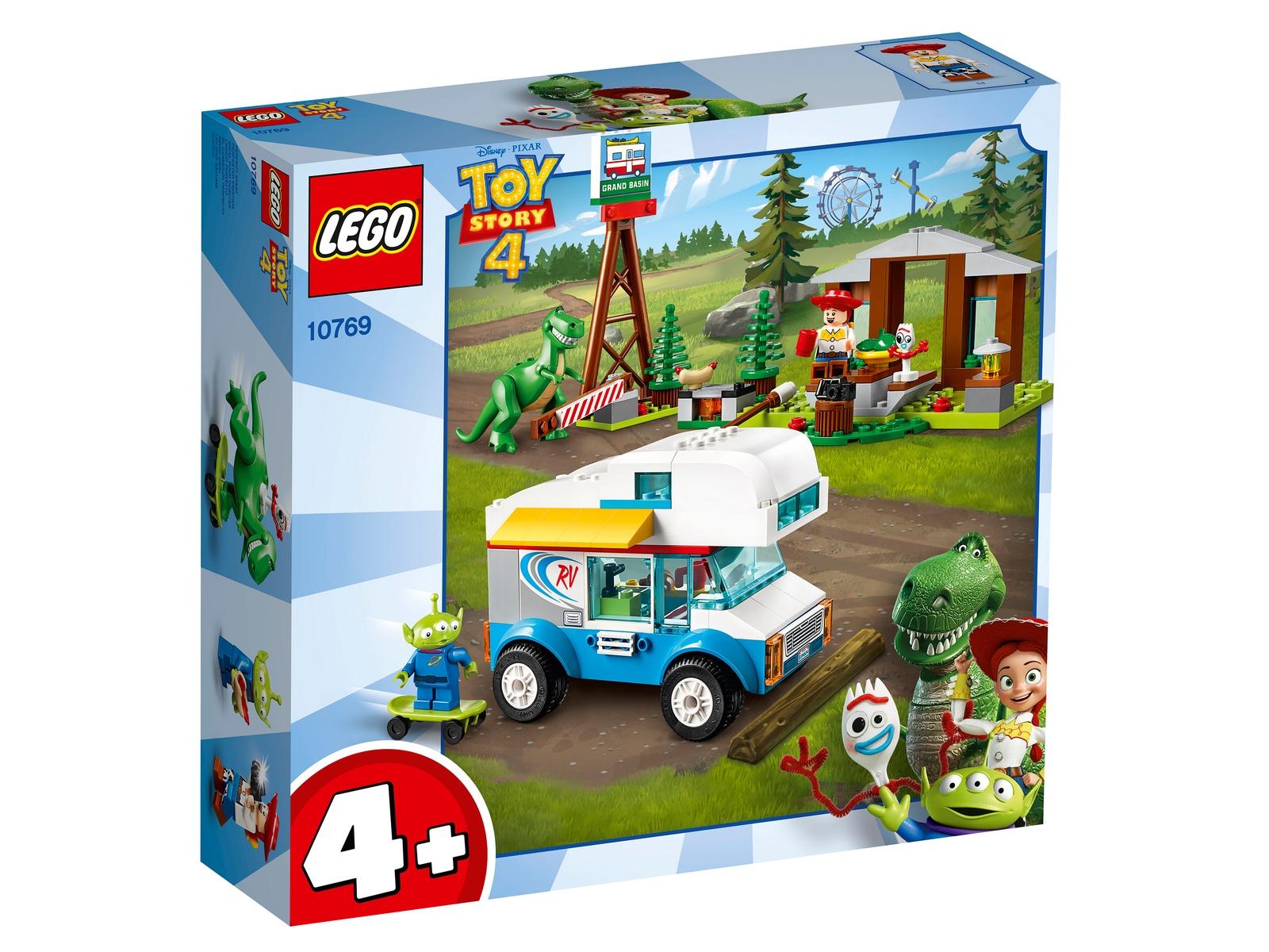 Пластиковый конструктор LEGO 10769