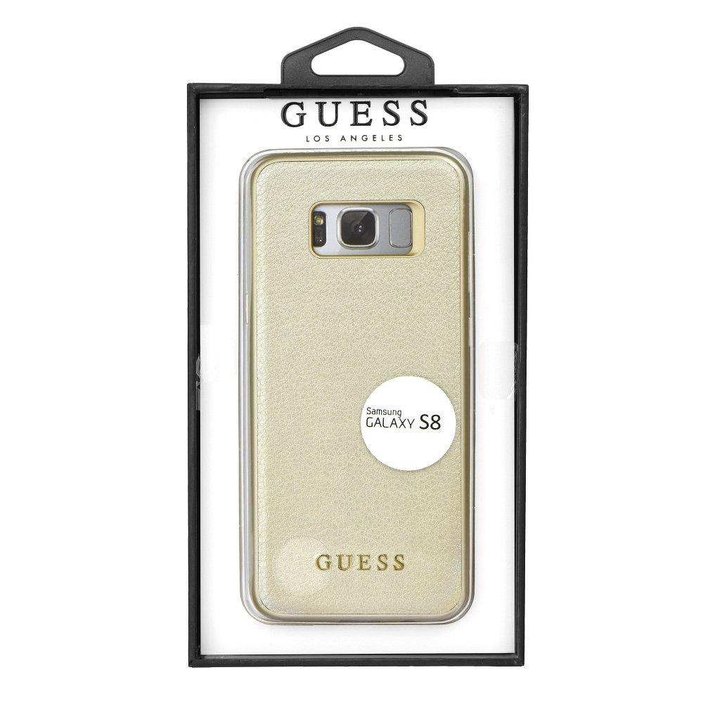 Чехол для сотового телефона Guess GUHCS8IGLGO