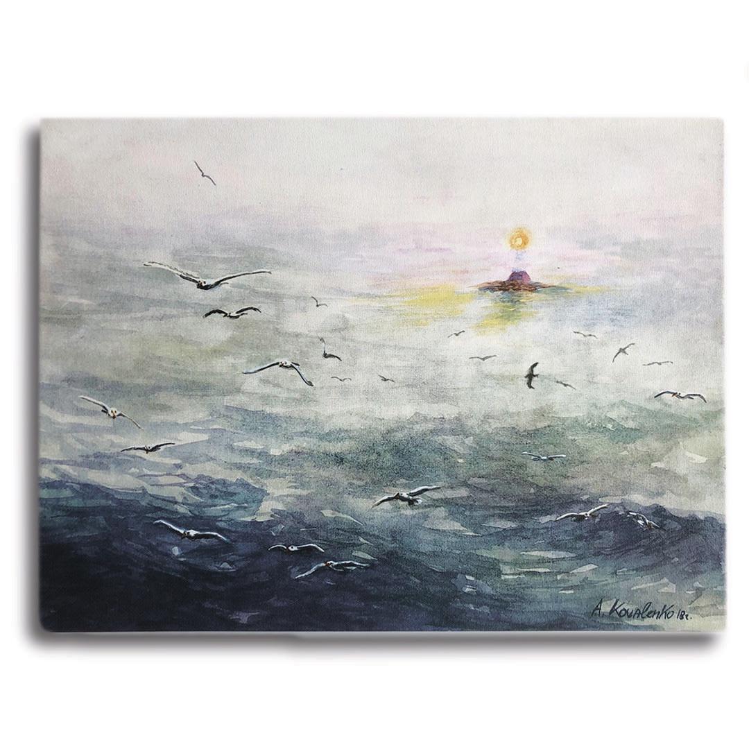 цена на Картина Impression Style 0122, Холст