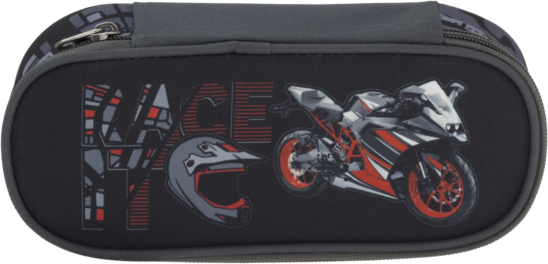 цена Пенал Seventeen Мотоцикл, мультиколор, SKGB-UT7-301C в интернет-магазинах