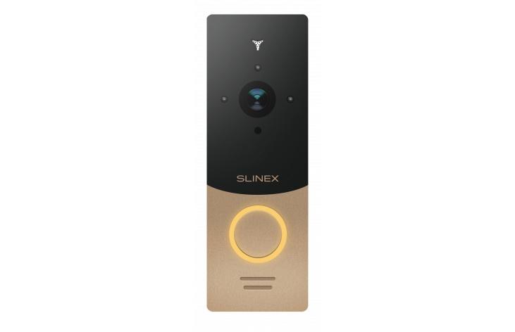 Вызывная панель Slinex ML-20HR, Gold Black, золотой, черный