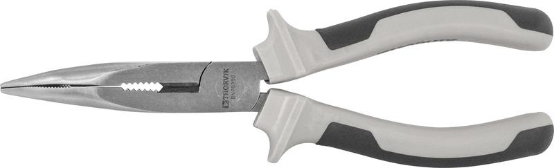 Длинногубцы изогнутые Thorvik, BNP0150, 150 мм thorvik orws008