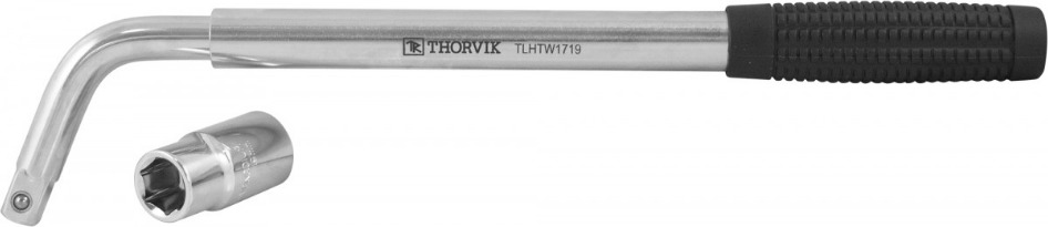 Ключ баллонный телескопический Thorvik, TLHTW1719, 17х19 мм thorvik oews006