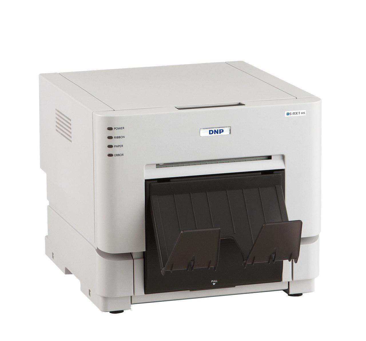Фото - Сублимационный фотопринтер DS-RX1 HS, серый фотопринтер
