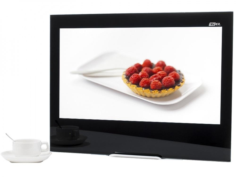 Телевизор AVEL AVS240K (Black) телевизор для кухни
