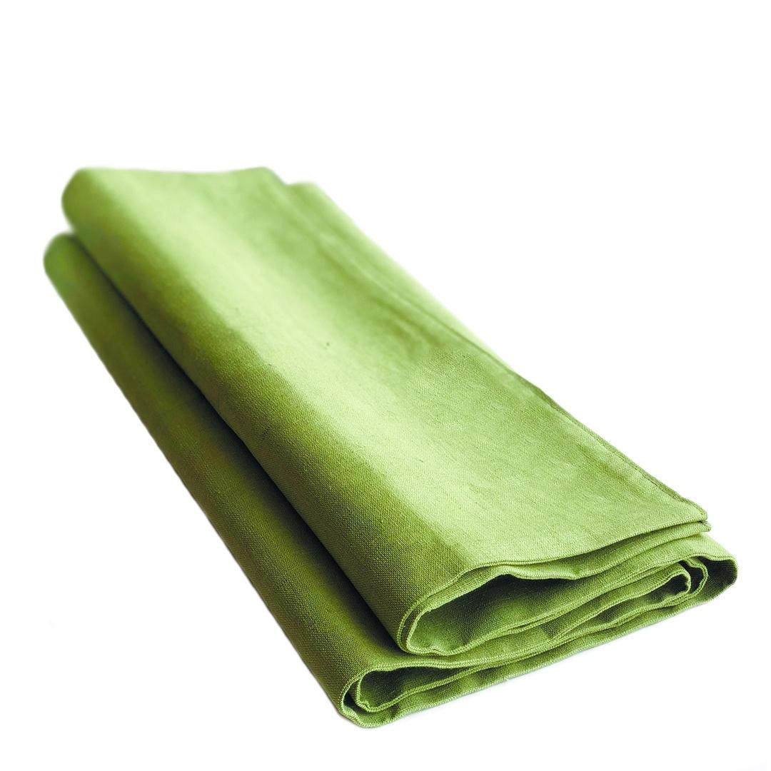 Дорожка для стола Impression Style 0169, светло-зеленый столовая дорожка из льна 52x150 см chandraki