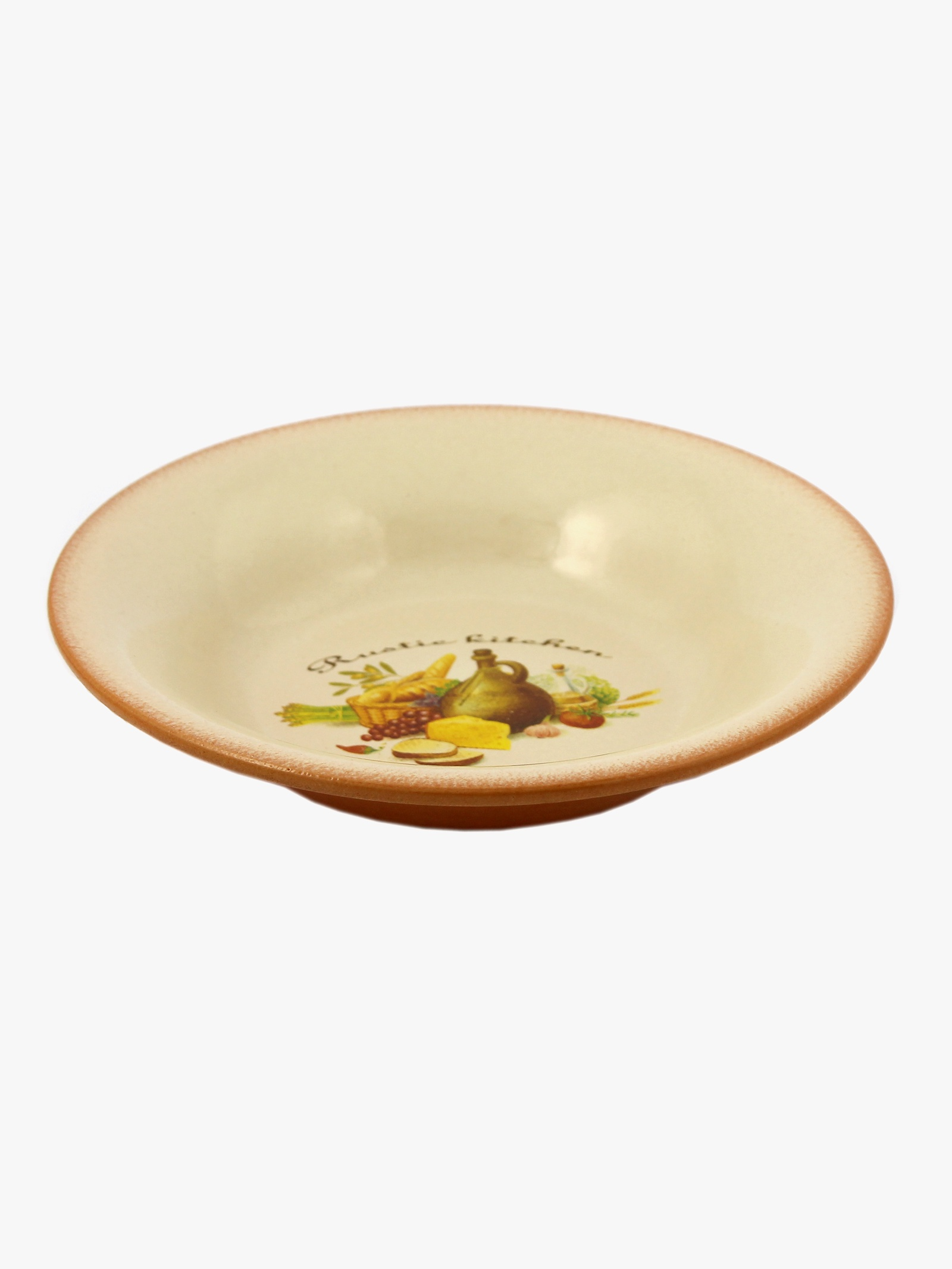 Набор из 4-х глубоких тарелок Rustic Kitchen d22см