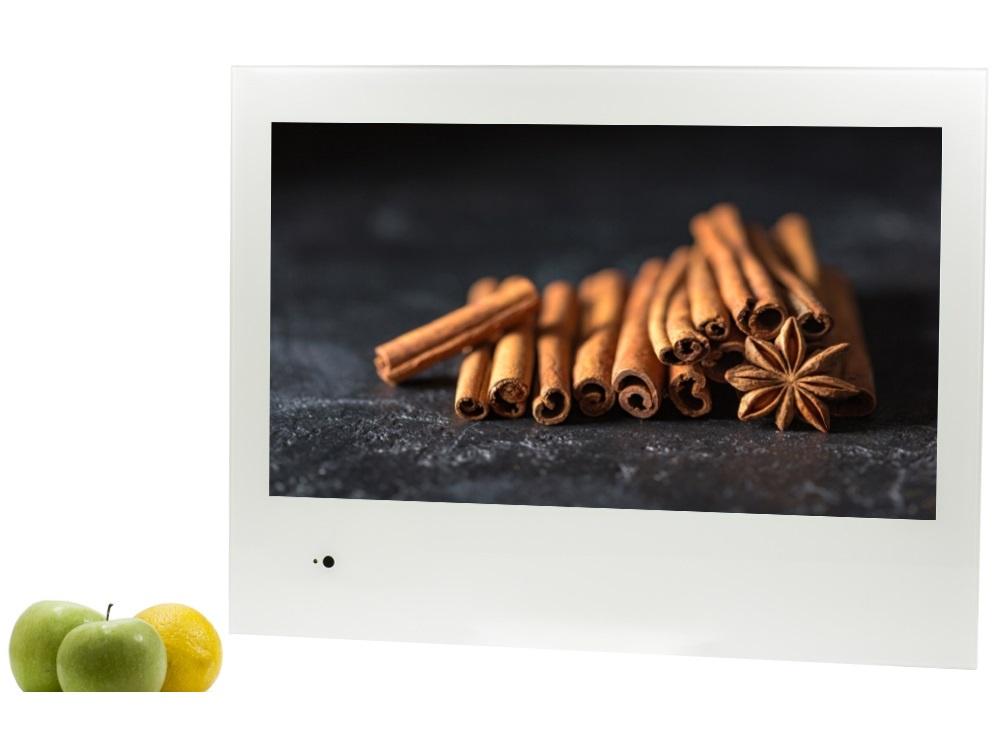 Телевизор AVEL AVS240K (White) телевизор для кухни