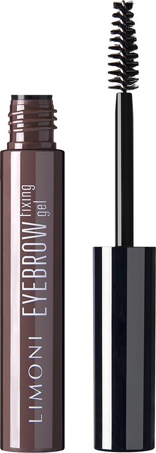 Гель для бровей Limoni Eyebrow Fixing Gel essence гель для бровей eyebrow gel colour